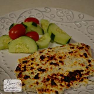 Parmesan Herb Tilapia