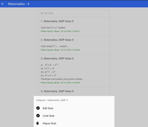 SMPN 10 PALEMBANG screenshot 8