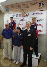 Photo: Międzywojewódzkie Mistrzostwa Młodzików w Strzelectwie Sportowym (wrzesień 2013) M.Oleszczuk - III miejsce