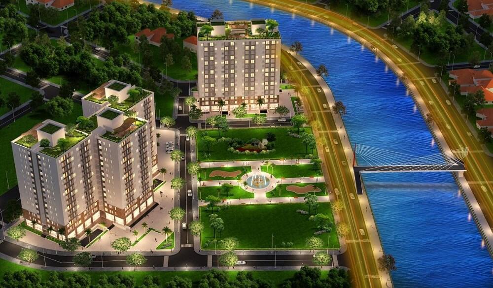 Starlight Riverside, mua bán căn hộ chung cư quận 6