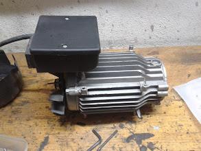 Photo: Motor eléctrico.