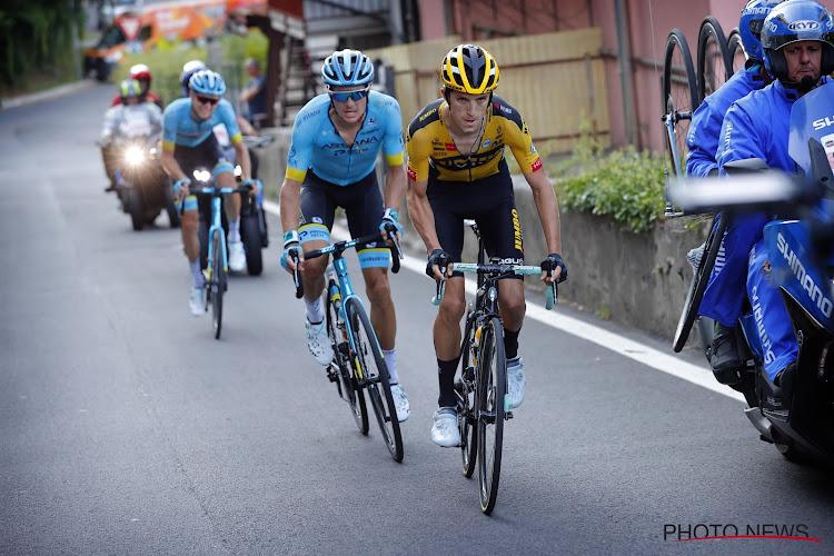 George Bennett Jakob Fuglsang Aleksandr Vlasov Ronde van Lombardije