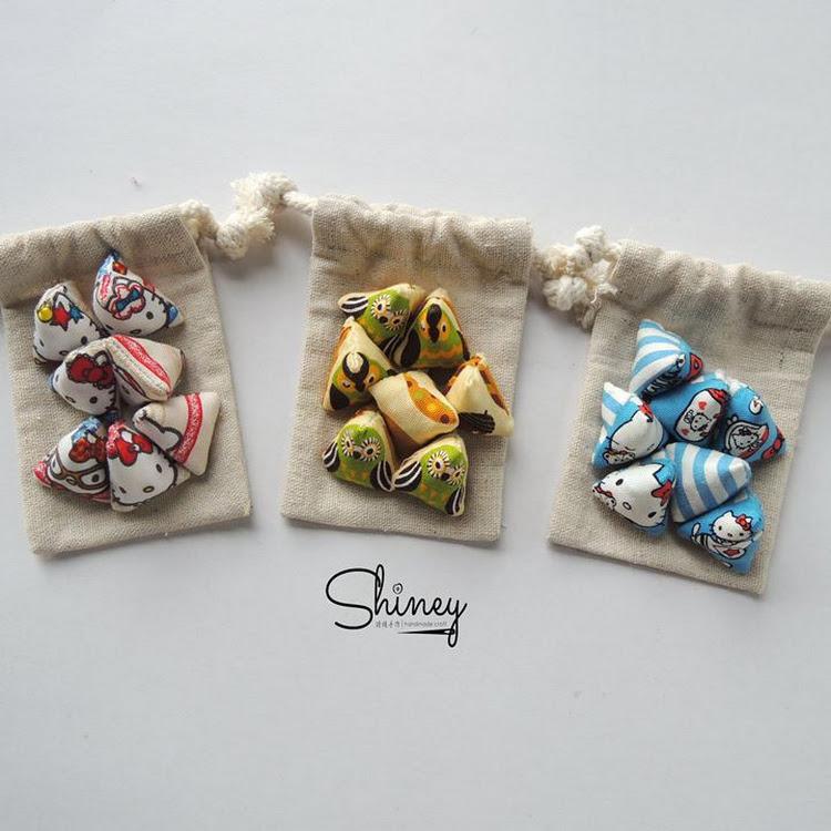 Handmade Batu Seremban / 7 Stones {Childhood Game}