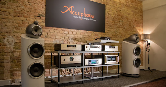 Bildeindrücke vom Accuphase LIVE-Workshop
