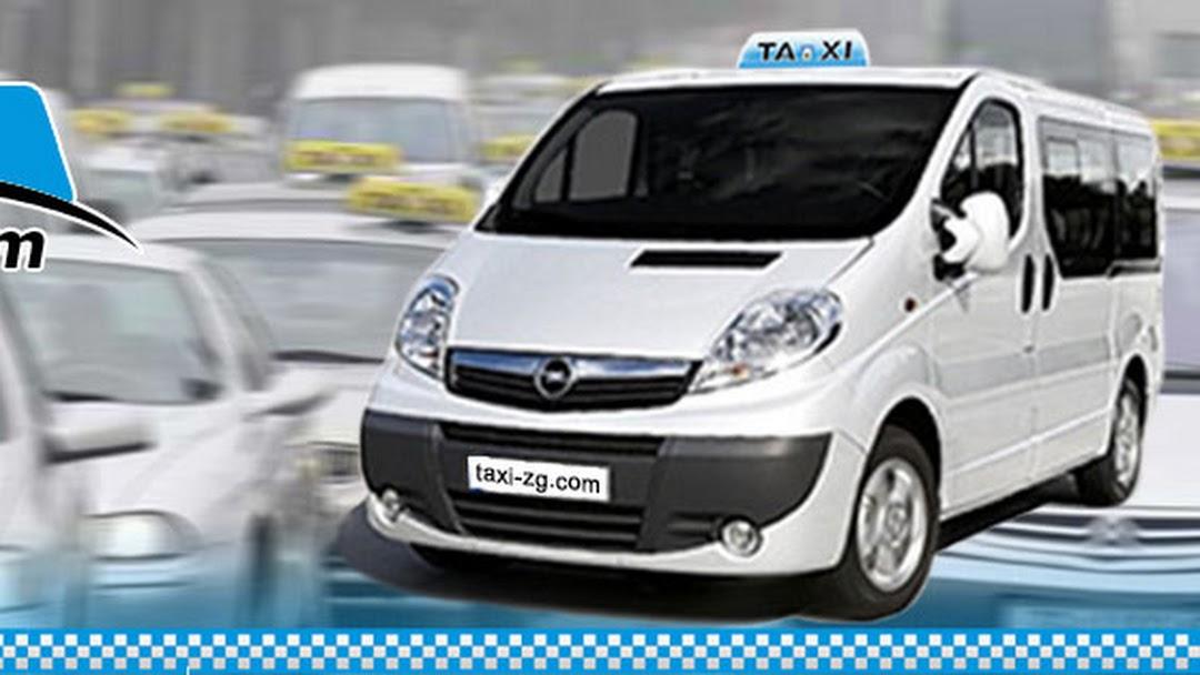 Taxi Zagreb Kombi Van Taxi Service In Zagreb