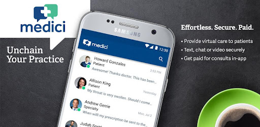 Medici | Doctor - Communicate With Your Patients - Apps on Google Play