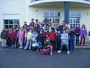 Photo: Alunos do Núcleo de Badminton