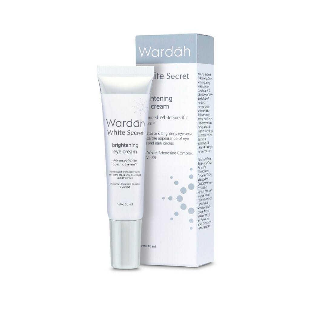 Wardah White Secret Brightening Eye Cream