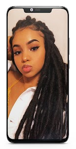 Black Women Dreadlocks Hairstyles 1.0.0.4 Mod APK Updated Android 1
