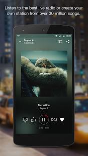 iHeartRadio Free Music & Radio Screenshot 2