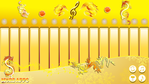 Golden Dragon Kids Piano