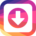 Smart Instasaver - Story, Video & Photo Downloader Icon