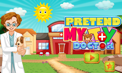 Pretend My Toys Doctor: Little Hospital Surprise 1.0 18