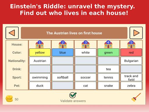 Smart Games - Logic Puzzles apkpoly screenshots 15