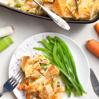 Cheesey Vegetable Bake
