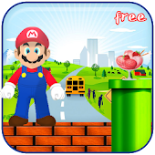 Mario and School Bus APK Descargar