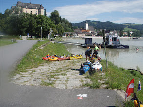 Photo: Einkauf in Grein