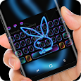 Neon Playboy keyboard apk