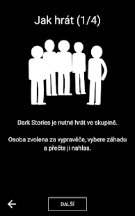 Dark Stories - náhled