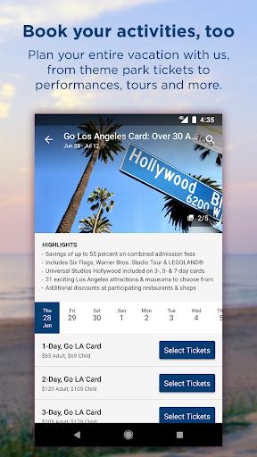 Travelocity Hotels & Flights 18.32.0 screenshots 6