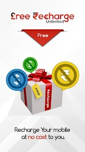 Free Recharge Unlimited- screenshot thumbnail