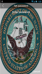 Lock Screen For U.S  Navy - náhled