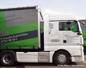 Photo: NEW TGX EURO 6  ---> www.truck-pics.eu