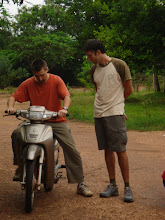 Photo: Essayage des motos