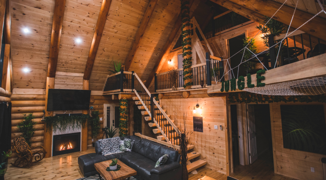 Cottages for rent with 6 bedrooms and more in Quebec #6