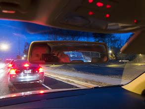 Photo: Day 331-Rear View Mirror