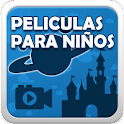 Kid movies in spanish icon
