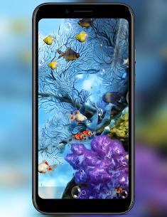 Aquarium 3D Live Wallpaper Apk 2