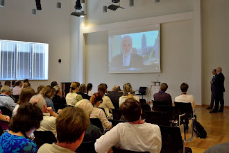 Photo: #eden14 UOC Video message for the 2015 Annucal Conference in Barcelona Photo by SRCE