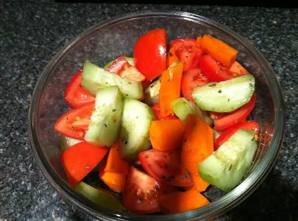 Cold Veggie Side Dish Recipe