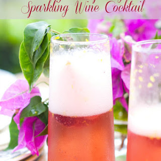 Raspberry Wine Cocktail Recipes.