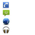 Ceinture applications icon