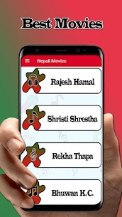 Nepali Movies : All Nepali Film Videos HD (New) App Download For Android 3