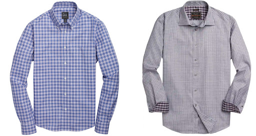 Jos. A. Bank Sportshirts from $9.99 Shipped (Regularly $45)   Up to 90% Off Men's Apparel