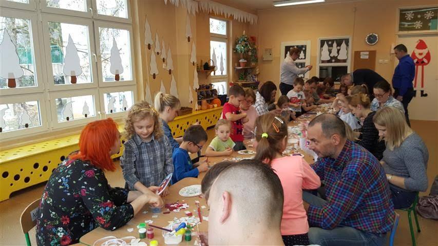 Misie: Spotkanie bożonarodzeniowe z rodzicami