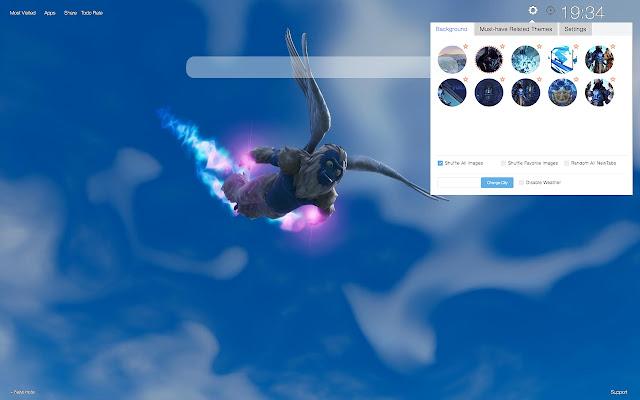 Trog Fortnite HD Wallpapers New Tab