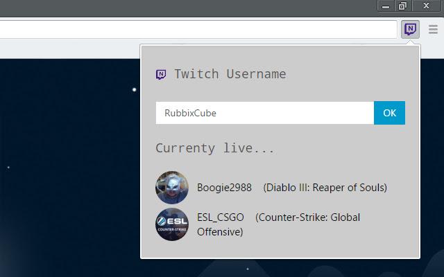 Twitch Notify
