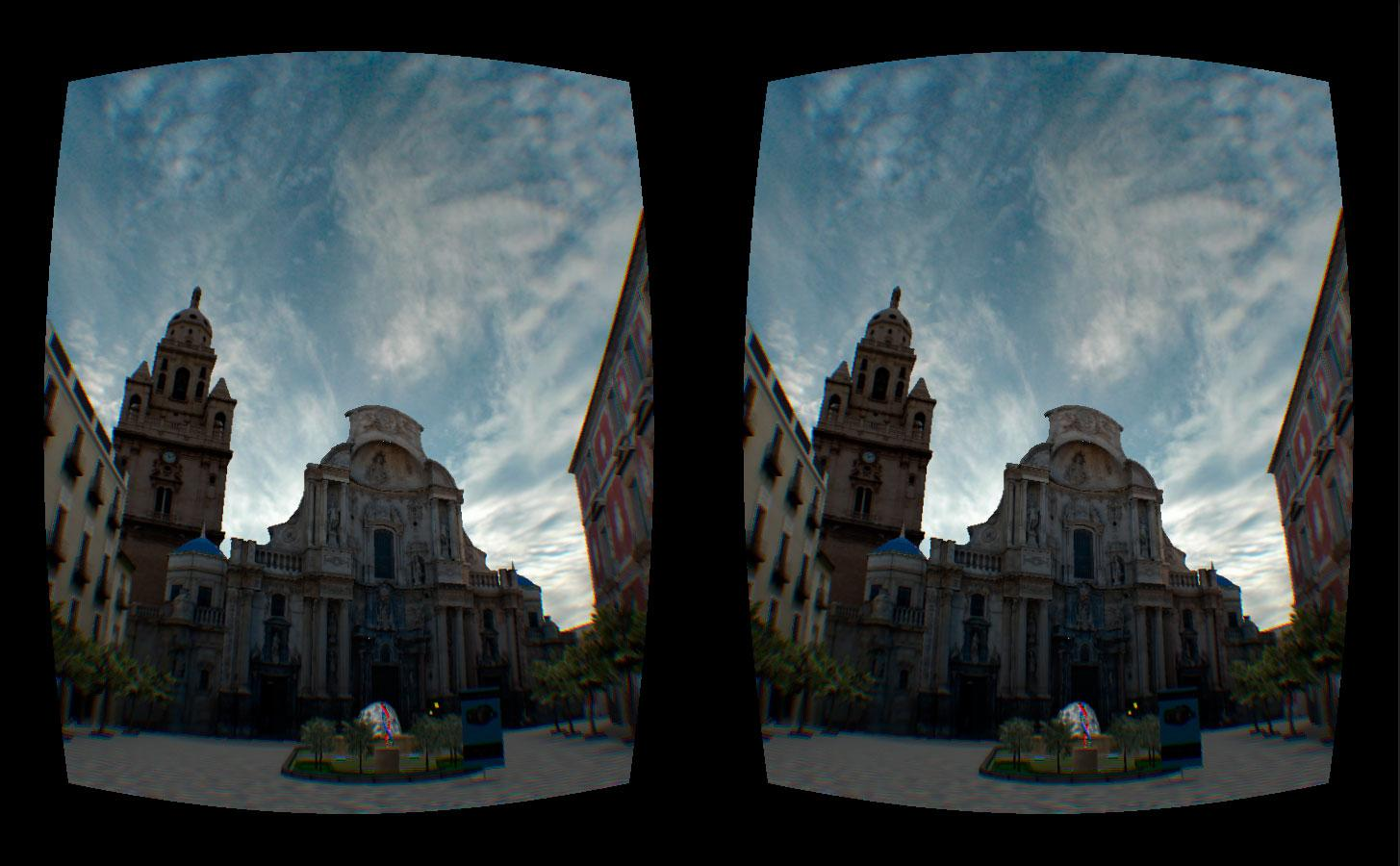 Cathedral Murcia VR- screenshot