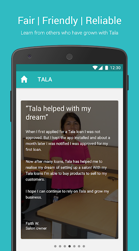 Tala Philippines Apps (apk) kostenlos herunterladen für Android/PC/Windows screenshot