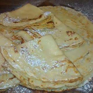 Homemade Pancakes Without Baking Powder Or Soda Recipes