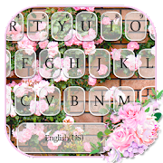 Natural Wall Floral Keyboard Theme APK for Ubuntu