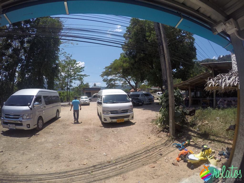 Estacion Mini Vans Khao Sok