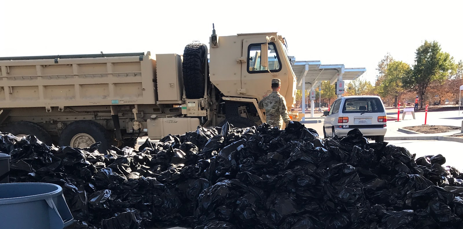 National Guard destination disaster recovery