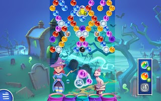 Screenshot of Bubble Witch 2 Saga