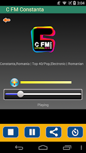 Radio Romania screenshot 1