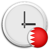 Bahrain Clock & RSS Widget